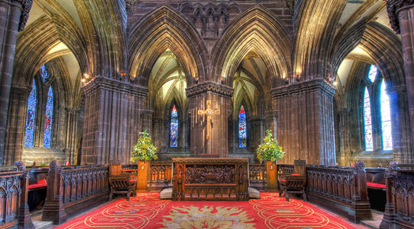 Welcome to the website of Glasgow Cathedral. We hope through this site to provide information about the congregation and history...